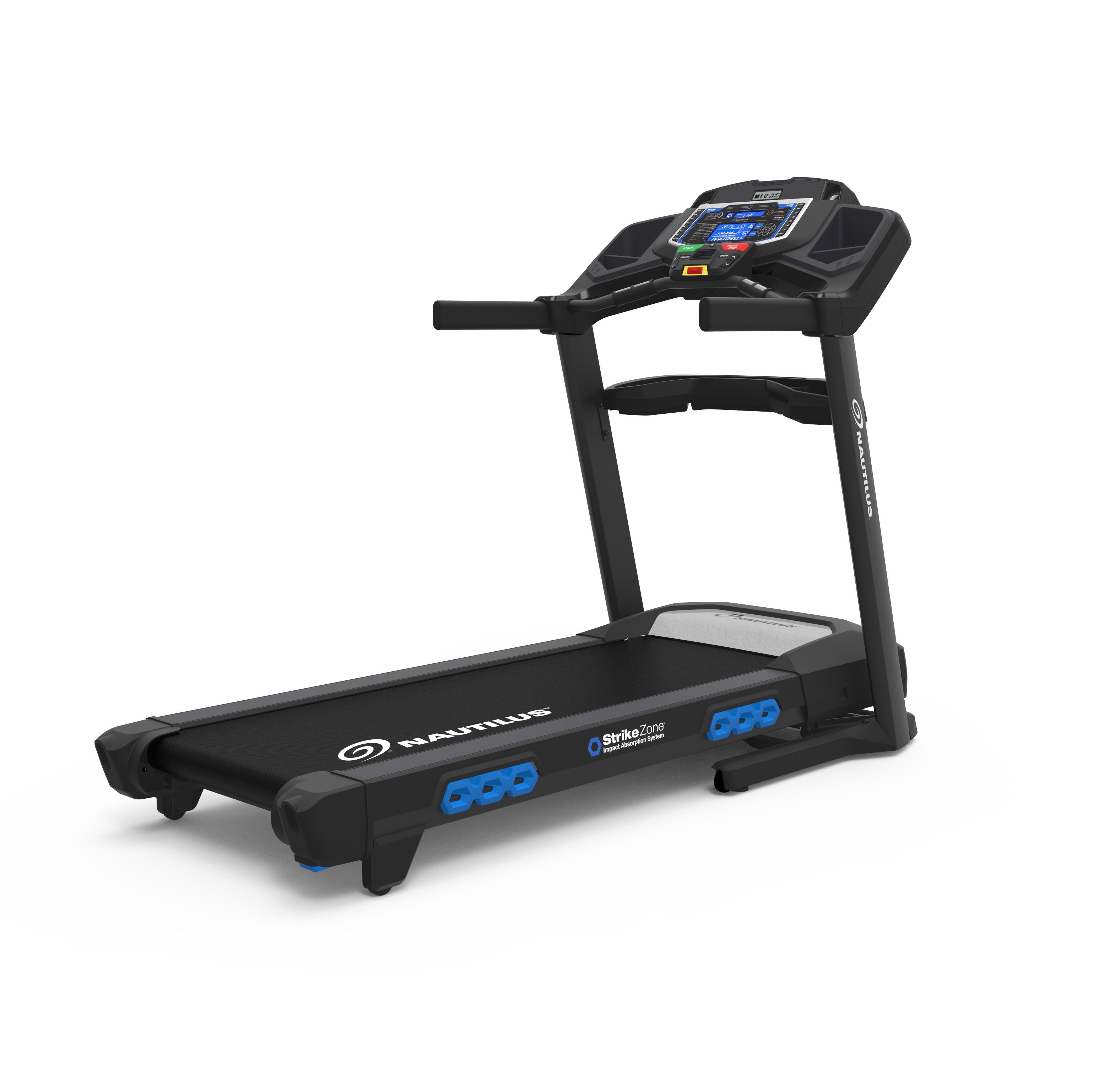 941ac6e3f16 Ηλεκτρικός Διάδρομος Nautilus® T626 – Nautilus USA   Όργανα Γυμναστικής